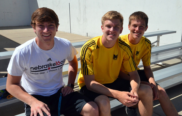 Lehr, Determan, Miller at State